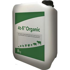 4t-fi Organic 8kg